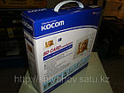 Видеодомофон с памятью, сенсорный, цветной KCV-A374SD+KC-MC20 (W), фото 3