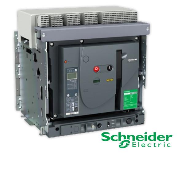 Автоматические выключатели EasyPact MVS 800-4000 A