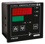 ТРМ202 измеритель-регулятор двухканальный с RS-485