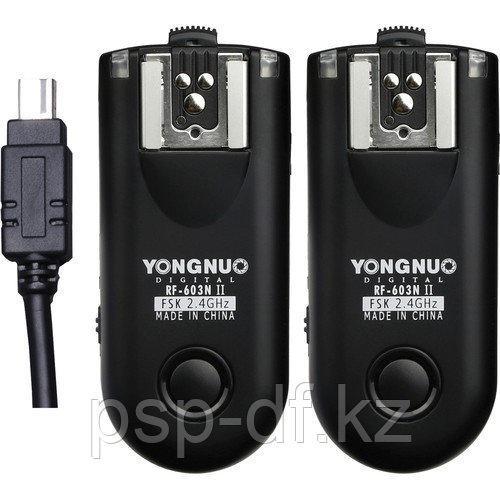 Радиосинхронизатор Yongnuo RF-603 II /N для Nikon