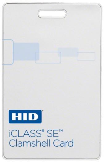 Бесконтактная смарт-карта iCLASS S. HID 3350PGSMV-37