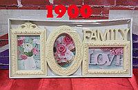 Набор подарочных рамок для фото, фото 1
