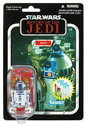 """Hasbro Star Wars """"Звездные войны: Возвращение джедая"""" Винтажная фигурка R2-D2"""