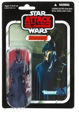 """Hasbro Star Wars """"Звездные войны: Атака клонов"""" Винтажная фигурка Страж Сената"""