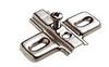 Монтажная планка для навесов Metallamat Mini SL, 2 мм