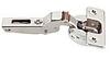 Навес Duomatic Premium 110* с амортизатором, Полувнешний (Для фасада толщиной 18-26 мм)