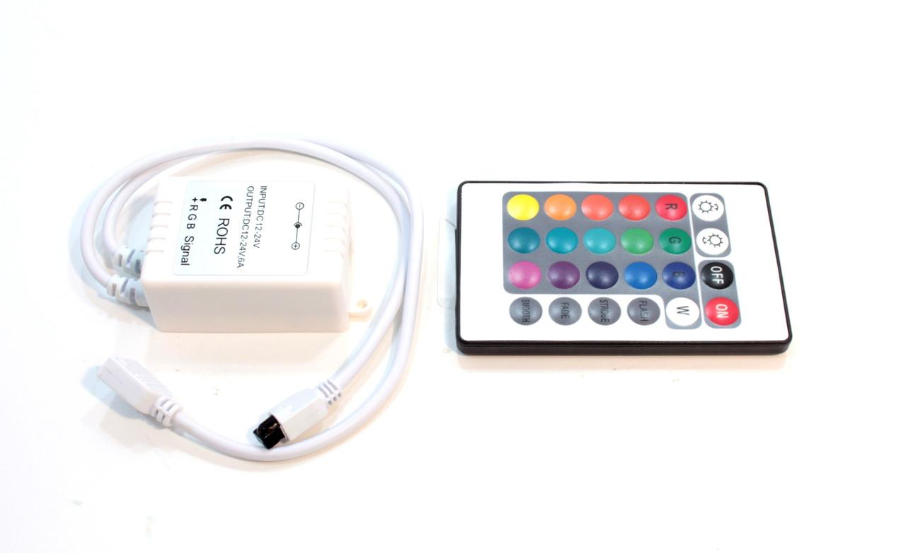 RGB-Controller 72W IR-S-24