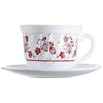 Чайный сервиз Luminarc Alcove Red