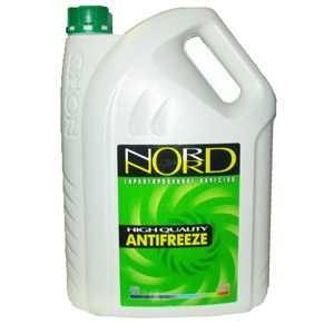 Антифриз Nord зелёный G-11 10л
