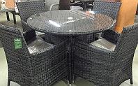 Комплект мебели из искусственного ротанга, фото 1
