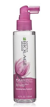 Биолаж Фуллдэнсити Уплотняющий Спрей – Matrix Biolage FullDensity Thickening Hair System 125 мл.