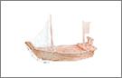 Блюдо «Корабль»