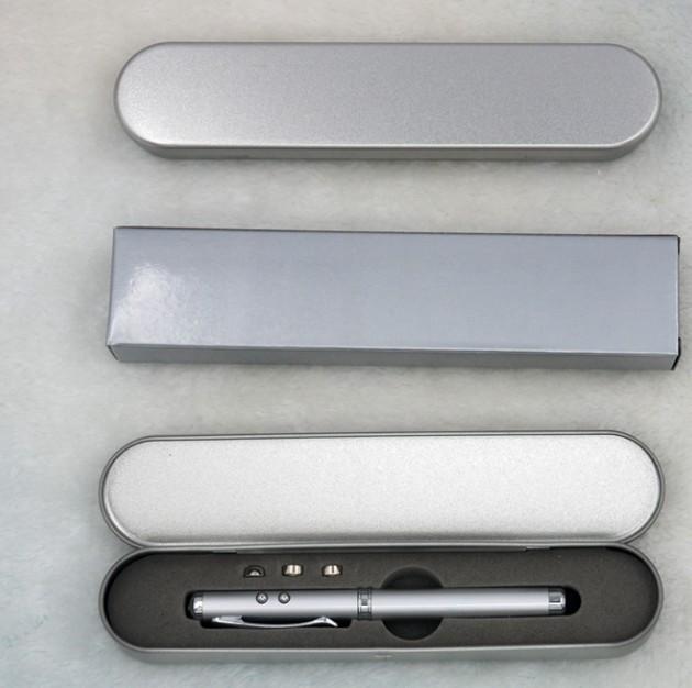Ручка стилус с лазерной указкой