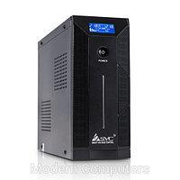 UPS SVC W-1000L Источник бесперебойного питания 220В + доп АКБ
