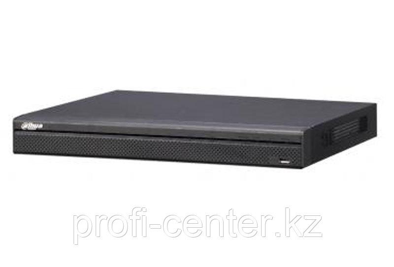 HCVR 5116 H-S3 16-канальный 2Мр видеорегистратор. Трибрид 1 HDMI (видео/аудио), 1 VGA, 1 BNC.  1 aud