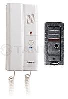 TS-203Kit Комплект аудиодомофона. Вызывная панель, аудиотрубка, возм подкл до 3-х доп. трубок