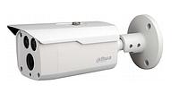 HAC-HFW2120DP Видеокамера циллиндрическая уличная  ИК до 80м
