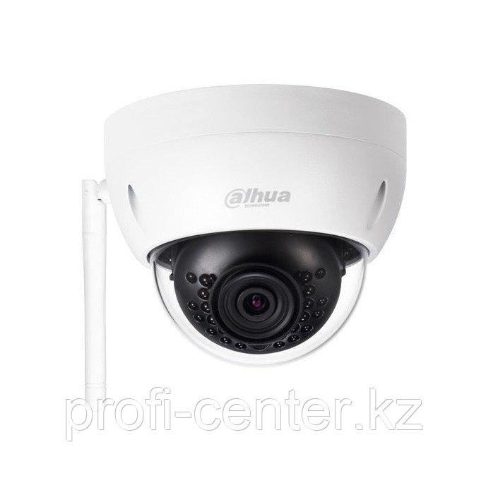 IPC-HDBW1120EP-W профессиональная, купольная, антивандальная камера ИКдо30м 1,3Мр IP67Wi Fi