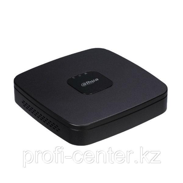 HCVR5104С-S3 4-канальный видеорегистратор.  Трибрид, Встроенная OC- Embedded LINUX;  Н.264. до 2МП