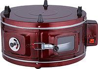 """Электрическая мини- печь (мини-духовка) круглая """"Harlem HF 328"""", фото 1"""