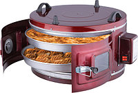 """Электрическая мини- печь (мини-духовка) круглая """"Harlem HF 329"""""""