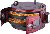 """Электрическая мини- печь (мини-духовка) круглая """"Harlem HF 329E"""", фото 1"""