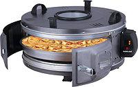 """Электрическая мини- печь (мини-духовка) круглая """"Harlem HF 327"""", фото 1"""