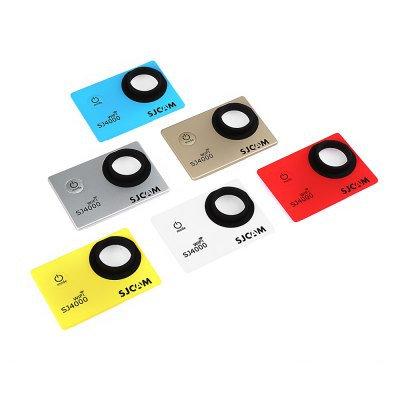 SJCAM® Комплект передних планок (6 цветов) для SJ4000/SJ4000WiFi