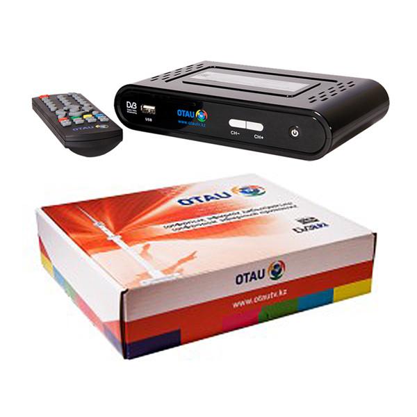Ресиверы DVB-T/2 для эфирного ТВ