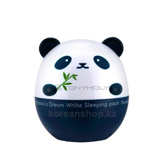 Tony Moly Ночная отбеливающая крем-маска для лица Panda's Dream White Sleeping Pack  50мл.