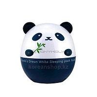 Tony Moly Panda's Dream White Sleeping Pack Ночная отбеливающая крем-маска для лица 50 мл