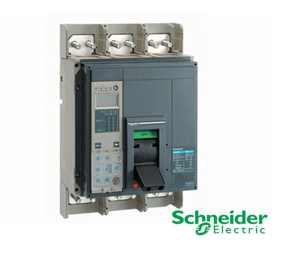 Автоматические выключатели Compact NS от 630 до 1600 A в литом корпусе