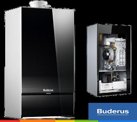 Конденсационный котел Buderus Logamax plus GB172-30 iK (черный), фото 2