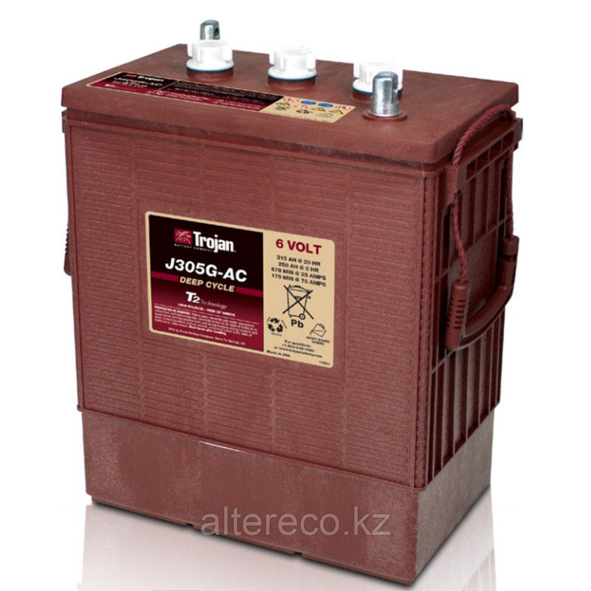 Аккумулятор Trojan J305G-AC (6В, 315Ач)