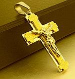 """Кулон-крестик  """"Крест"""", фото 3"""