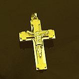 """Кулон-крестик  """"Крест"""", фото 4"""