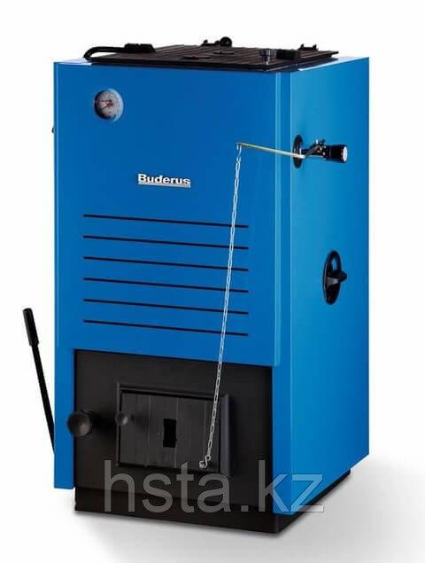 Водогрейный угольный котел, стальной, одноконтурный Buderus Logano S111-D 45 кВт
