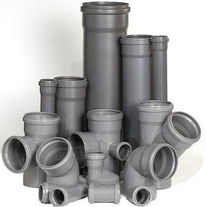 ПВХ трубы и фитинги и для канализации