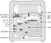 IP АТС eMG80 - компоненты и платы