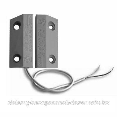 Магнитоконтактный извещатель накладной ИО 102-20/Б2П