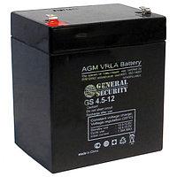Аккумуляторы Alarm force 4,5Ah 12v FB
