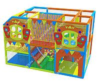 Детский игровой лабиринт Домик, фото 1