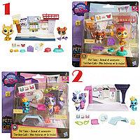 """Hasbro Littlest Pet Shop Игровой набор """"Рассказы о зверюшках"""""""