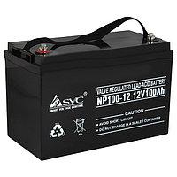 Аккумуляторы SVC 100Ah 12v AV100-12