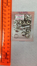 Устройство для установки люверсов в наборе с люверсами 8 мм