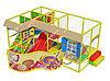Детский игровой лабиринт Резиденция