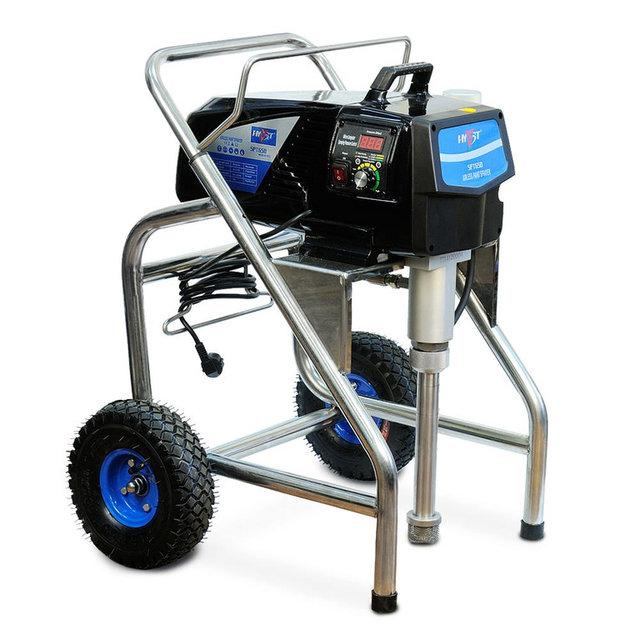 Окрасочное оборудование HYVST 650 Аналог окрасочного оборудования GRACO MARK V