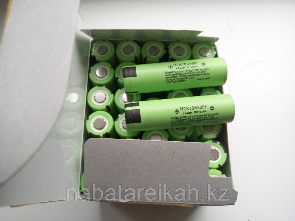 Аккумуляторы Li-ion 18650 Panasonic NCR18650PF 2900mAh