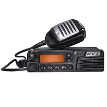 Мобильные радиостанции hytera