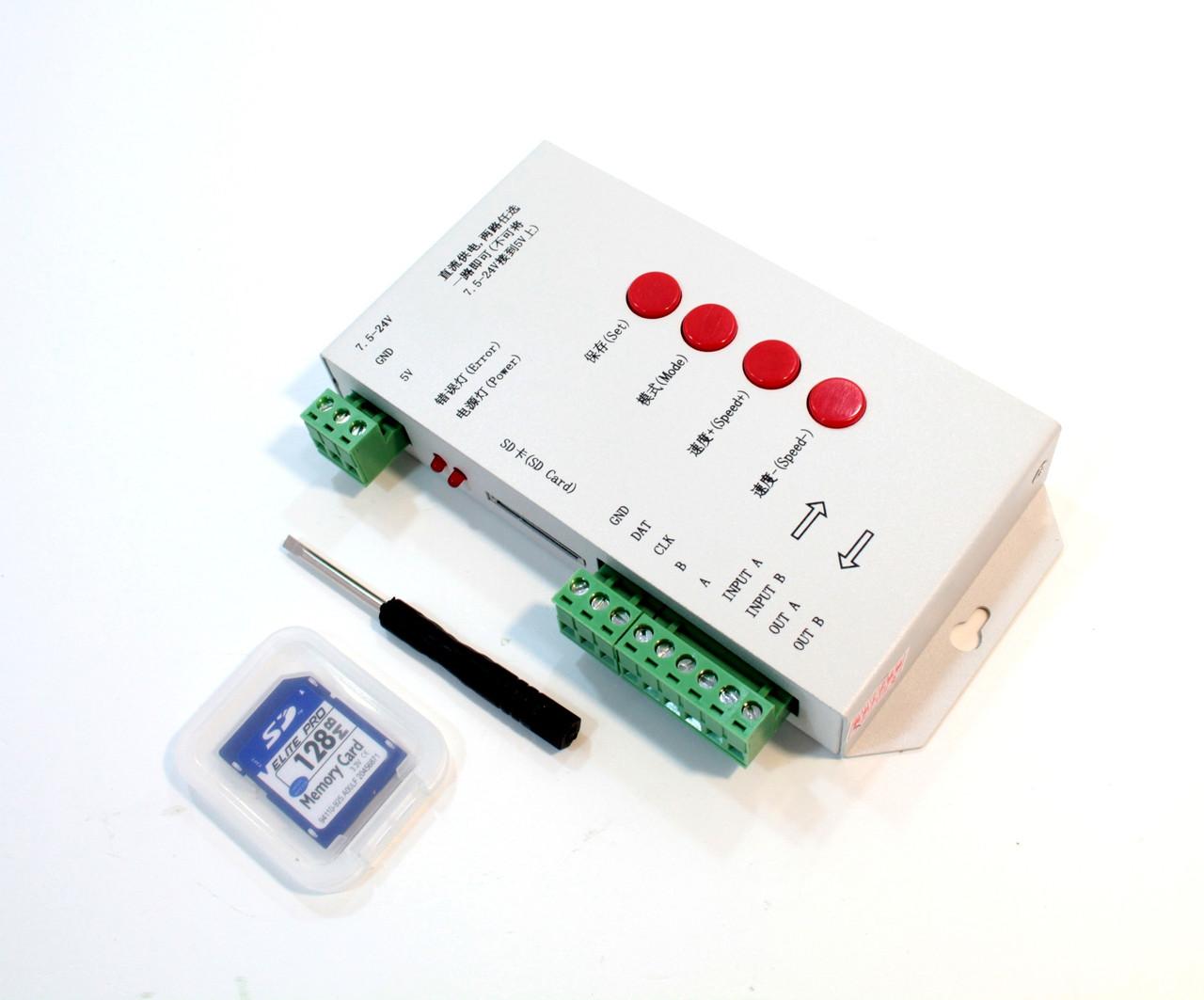 Контроллер для видео диодов T1000S